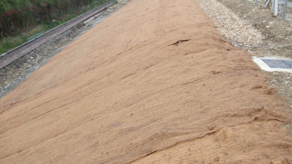 Erosion Control Scour Protection