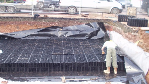 Installation Tanks