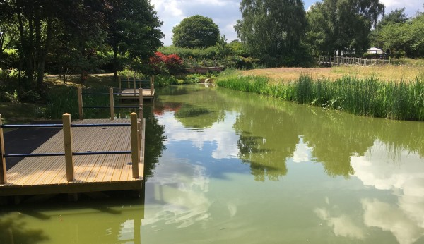 The Albrighton Trust Moat and Gardens