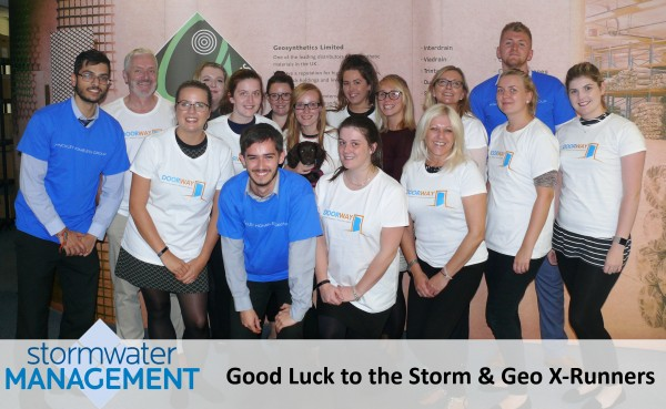 Good luck to the Geo / Storm X-Runners tomorrow!
